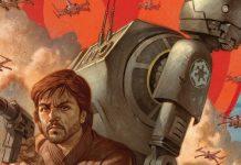Star Wars Un nuevo cómic indagará cómo se reunieron Cassian Andor y K-2SO