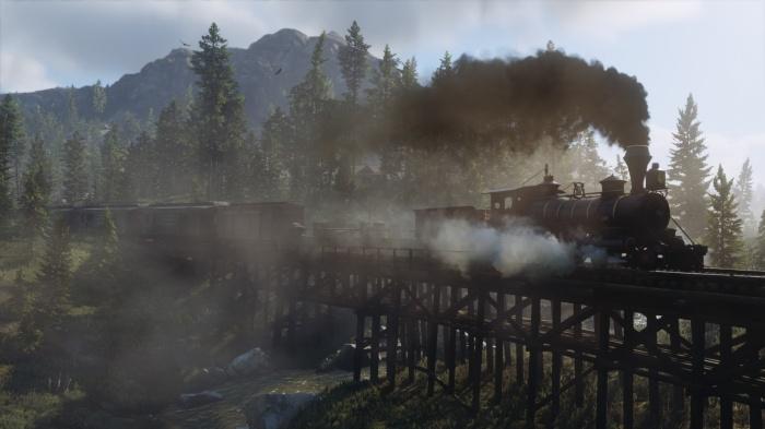 Nueva galería de imágenes de 'Red Dead Redemption 2'