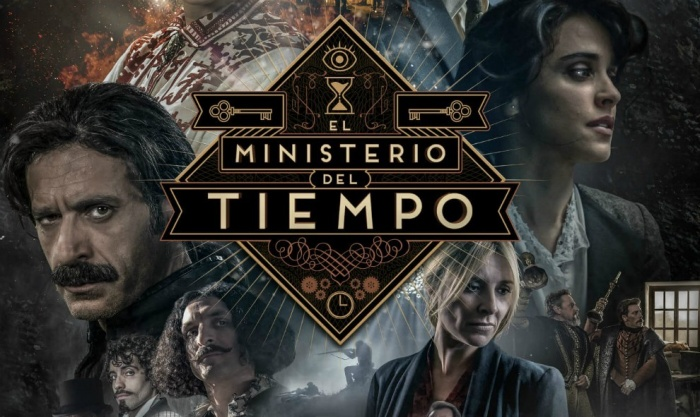 'El Ministerio del Tiempo' estrena su tercera temporada el 1 de Junio