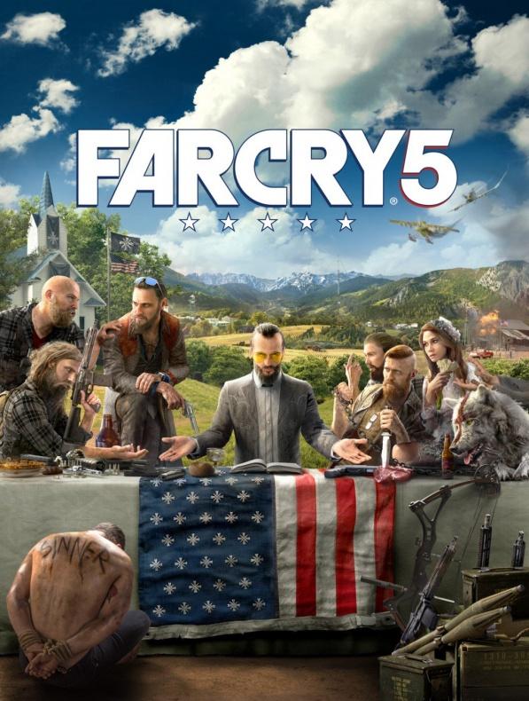 Primer tráiler y fecha de lanzamiento de 'Far Cry 5'