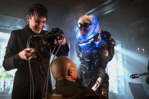 'Gotham' Final 3ª temporada 010