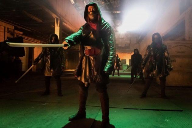'Gotham' Final 3ª temporada 012