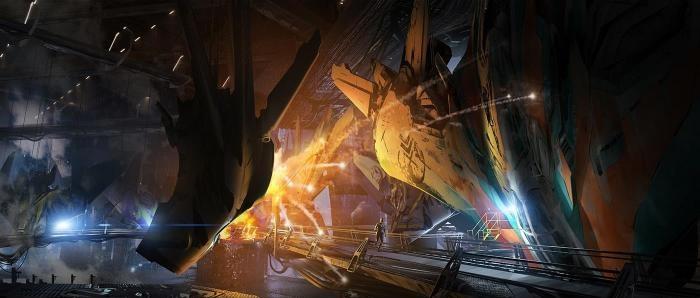 guardianes de la galaxia 2 concept art 09
