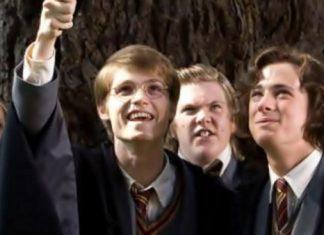 Harry Potter - J. K. Rowling - James Potter - Sirius Black