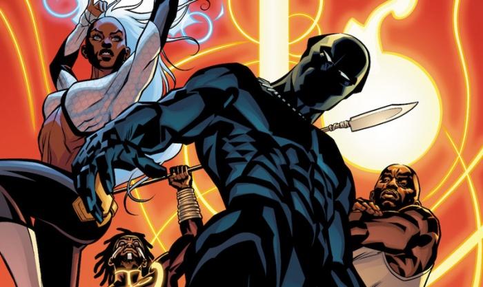 'Black Panther & The Crew' ha sido cancelada por Marvel Comics