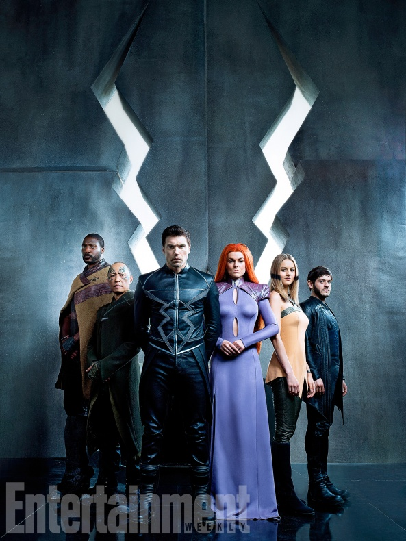 Inhumans - primer póster