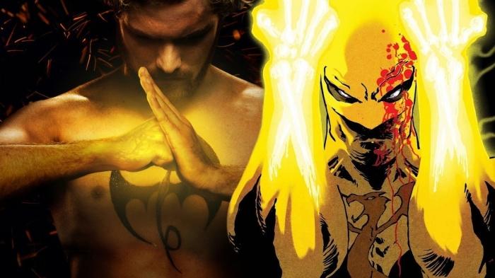 The Defenders Veremos a un Danny Rand mucho más maduro Iron Fist