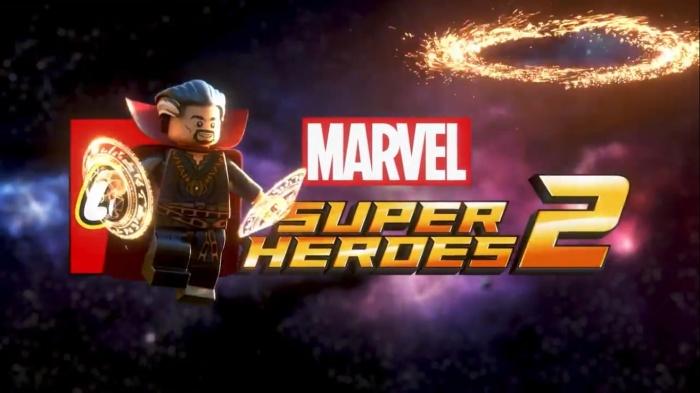 Marvel Super Heroes 2 LEGO teaser