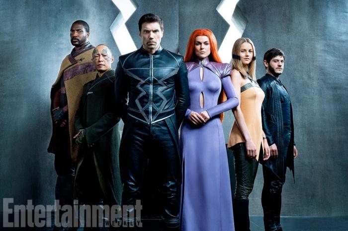 Inhumans - primera imagen oficial