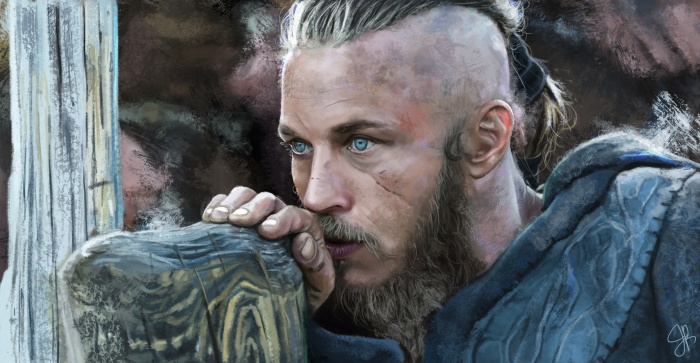 Ragnar no desaparece completamente de 'Vikingos'