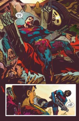 read Nightwing the new order pg 4