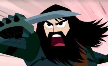 Samurai Jack TNT España estrena la 5ª temporada