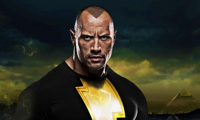 Dwayne Johnson quiere que Armie Hammer sea Shazam