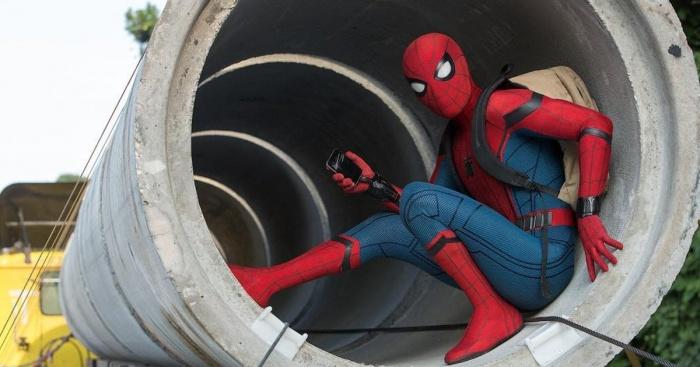 Spiderman: Homecoming nuevo clip MTV Movie Awards 2017