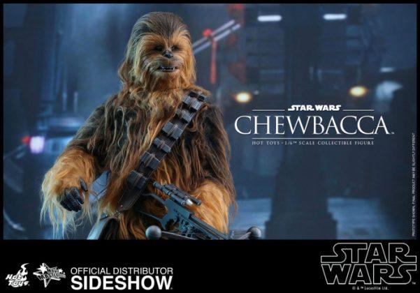 star wars the force awakens chewbacca sixth scale hot toys el despertar de la fuerza 902759 10