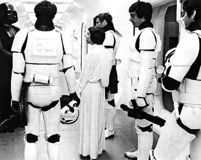 Por fin se explica el mas conocido gazapo de la saga Star Wars