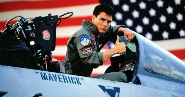 Tom Cruise volverá a ser Maverick en la secuela de 'Top Gun'
