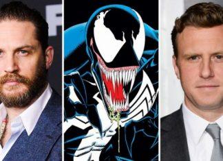 Tom Hardy - Venom - Ruben Fleischer