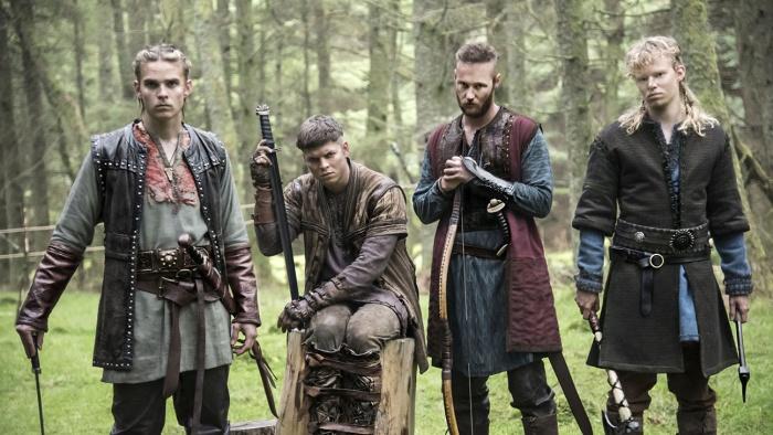 Los hijos de Ragnar los nuevos protagonistas de la serie