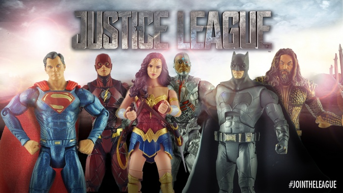 1AW theLeague Multiverse Characters Cover