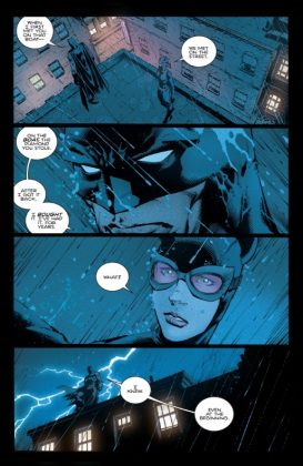 Batman propone matrimonio a Catwoman 002