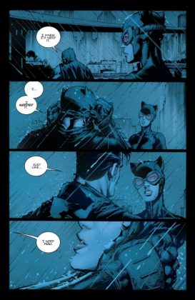 Batman propone matrimonio a Catwoman 003