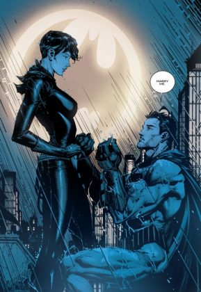 Batman propone matrimonio a Catwoman 005
