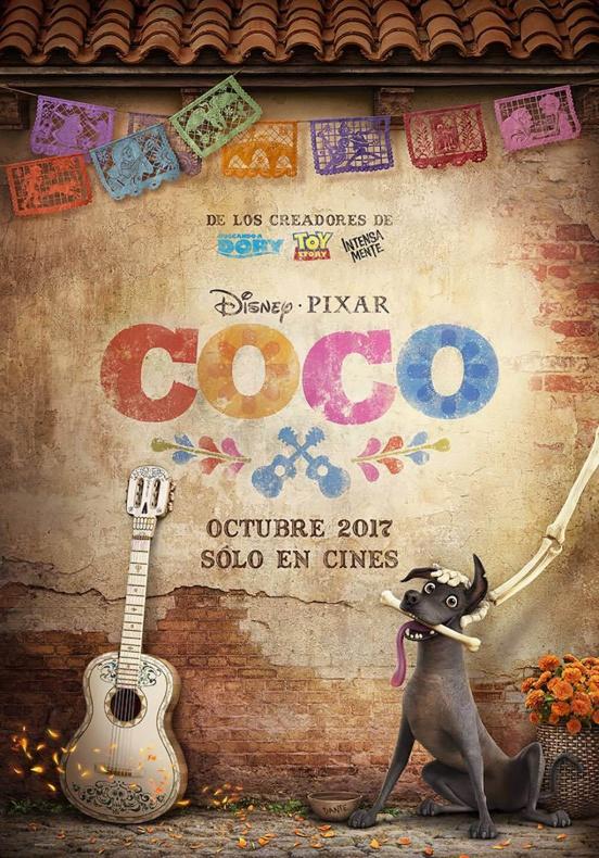 Nuevo tráiler de 'Coco'. El viaje de Disney y Pixar al mundo de los difuntos 001