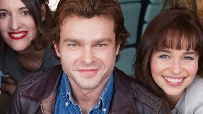 Filtradas más imágenes y dos vídeos caseros del spin-off de Han Solo
