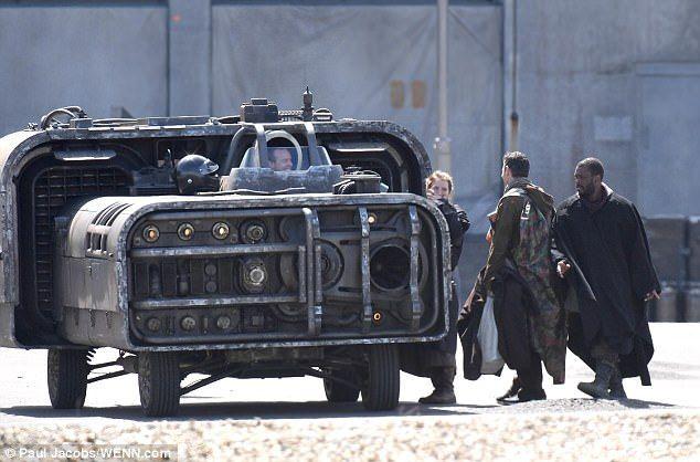 Filtradas más imágenes y dos vídeos caseros del spin-off de Han Solo 006