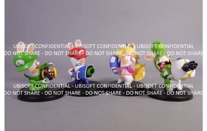 Amiibo MarioRabbids