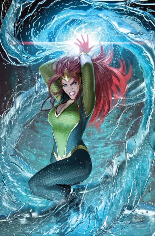 Aquaman Sejic