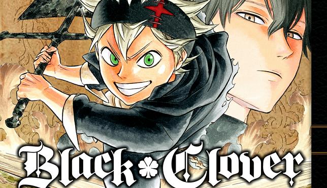 Black Clover 01 Cover