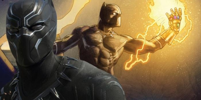 'Black Panrher' 'Vengadores: Infinity War'