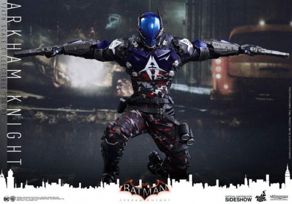 Caballero Arkham 12