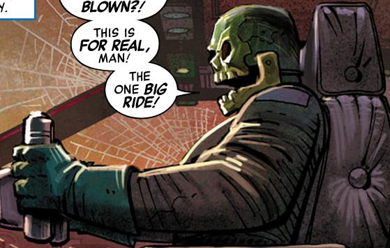 Cráneo Verde