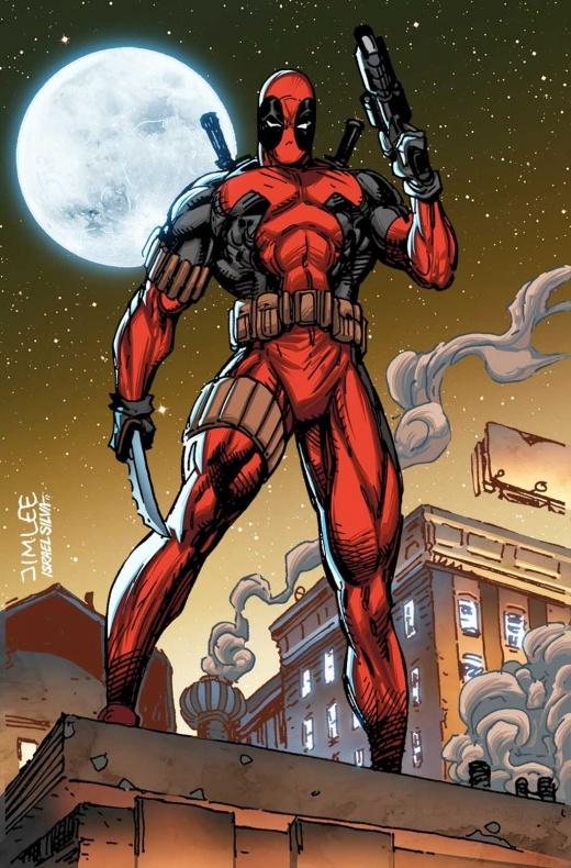 Deadpool 33 X Men Trading Card Variant