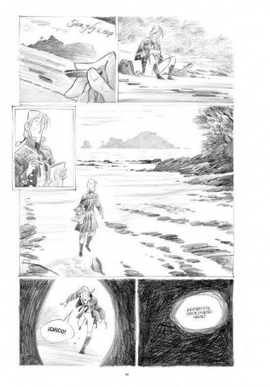 El Puerto Prohibido Page 2