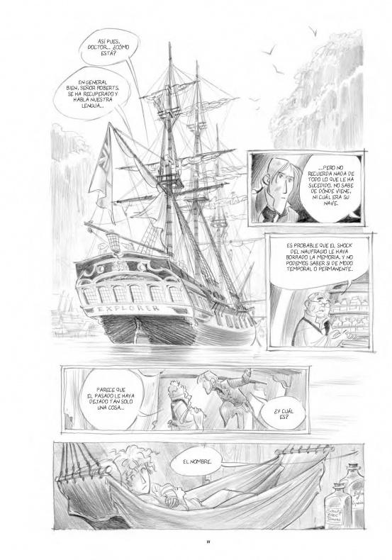 El Puerto Prohibido Page 3