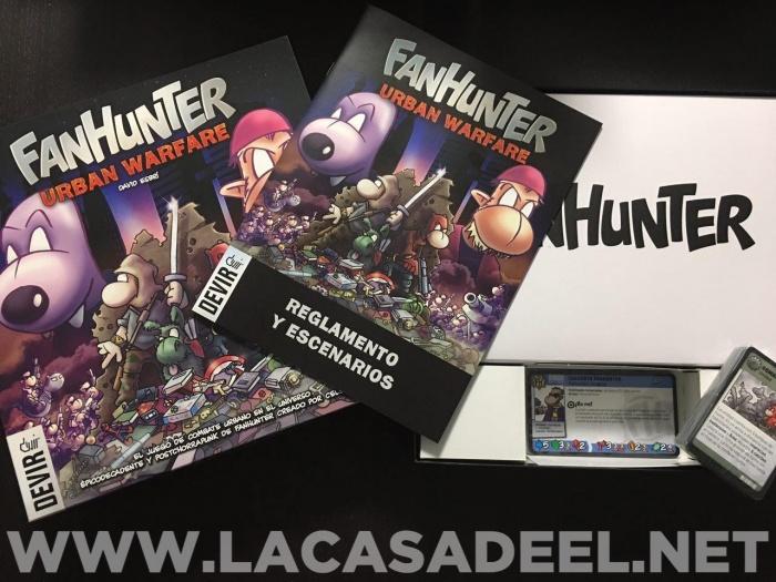 Fanhunter Urban Warfare 5