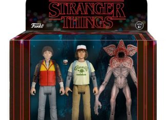 Funko Stranger Things portada