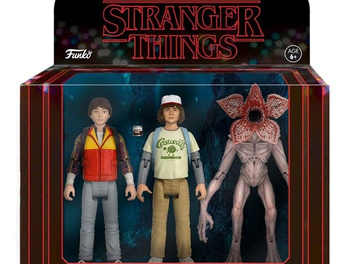 Funko Stranger Things portada