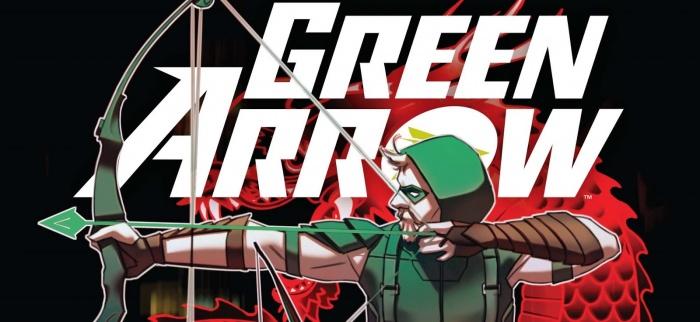 El dibujante Stephen Byrne regresa a la colección de 'Green Arrow'