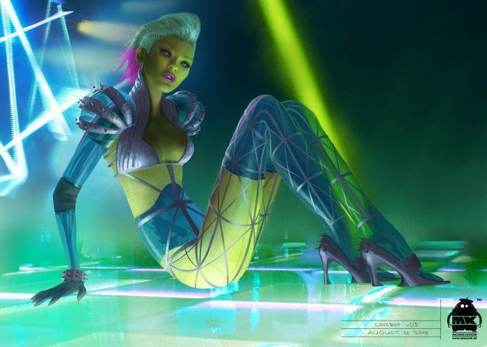 Guardianes de la galaxia Vol 2 concept art1