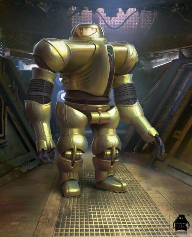 Guardianes de la galaxia Vol 2 concept art2