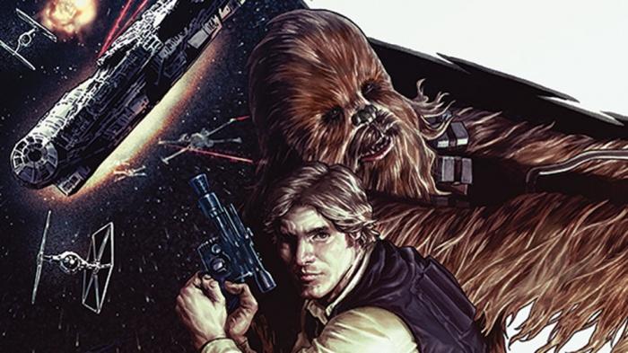 Han Solo Portada