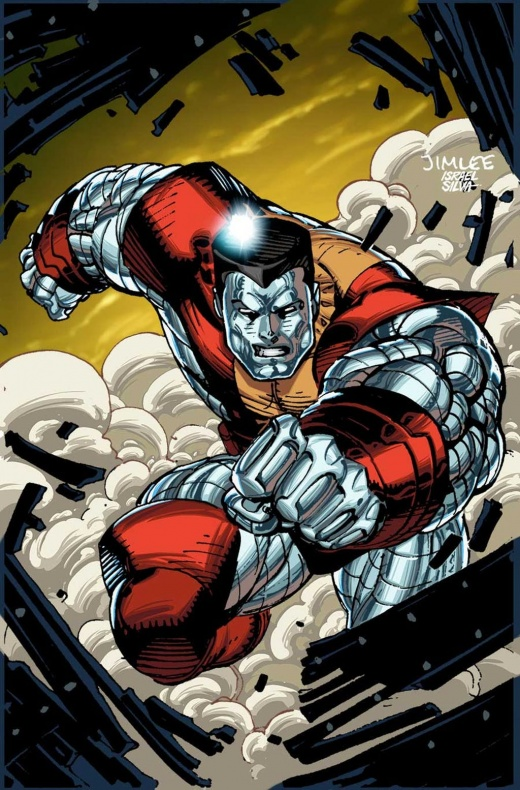 Invincible Iron Man 9 X Men Trading Card Variant