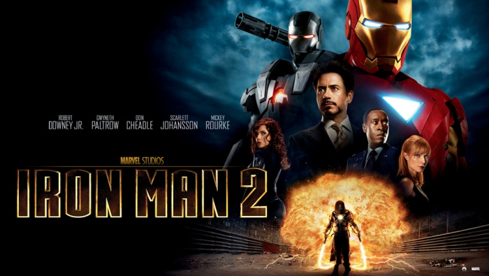 Iron Man 2 póster