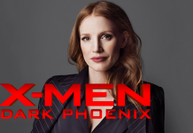 Jessica Chastain - X-Men Dark Phoenix