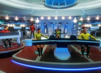Análisis de 'Star Trek: Bridge Crew' (PlayStation VR)